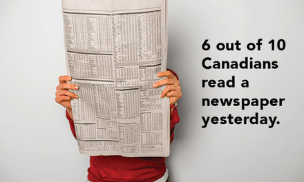 {Newspapers Canada Industry Research}